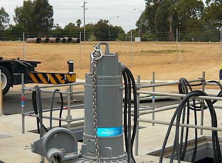 Kwinana Sewage Pumping Station