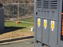 Tempory Power Installations