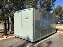 Campbell Barracks Security , HV and LV mporary Power Generation