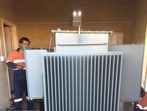 Metropolitan Prison Sites High Voltage Systems Upgrades