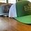 Thumbnail: Green/White Fieldrows Hat