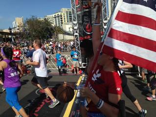 @San Diego Half Marathon