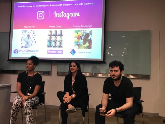 Instagram & Influencer Marketing Roundtable