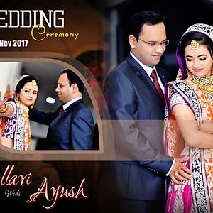 Pallavi Weds Ayush