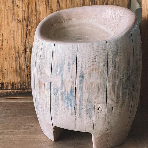 Butterfly Barrel Chair