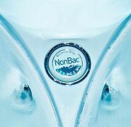Norwegian SapBad Hurricane Massasjebad, verdens eneste helt rene massasjebad.