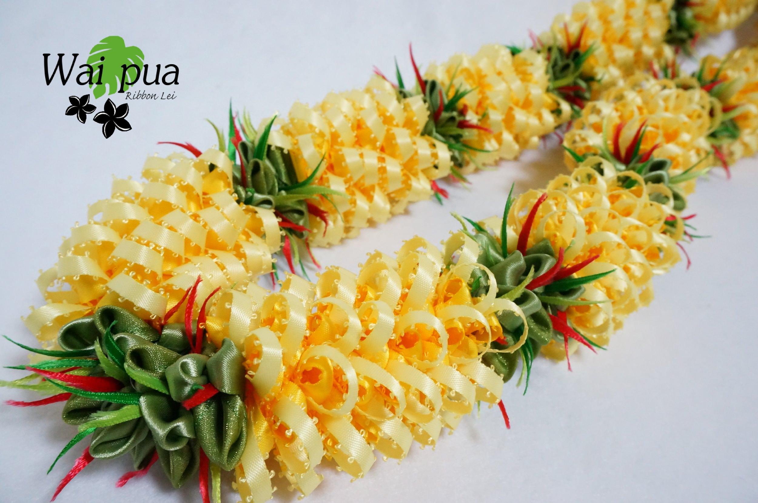 Pineapple Lei