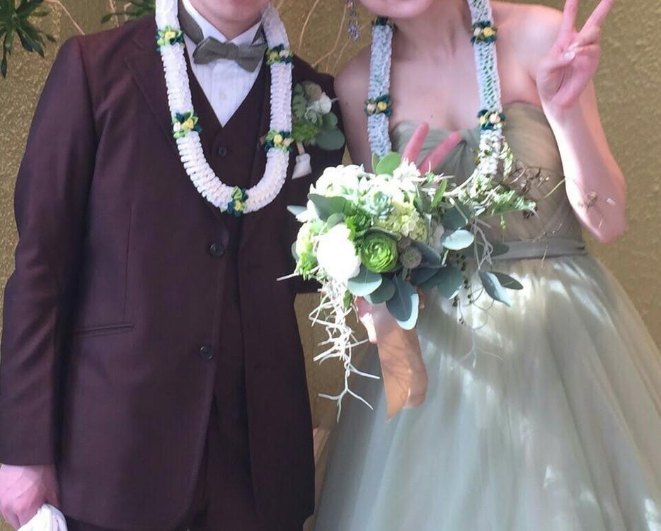 Wedding Lei オーダー