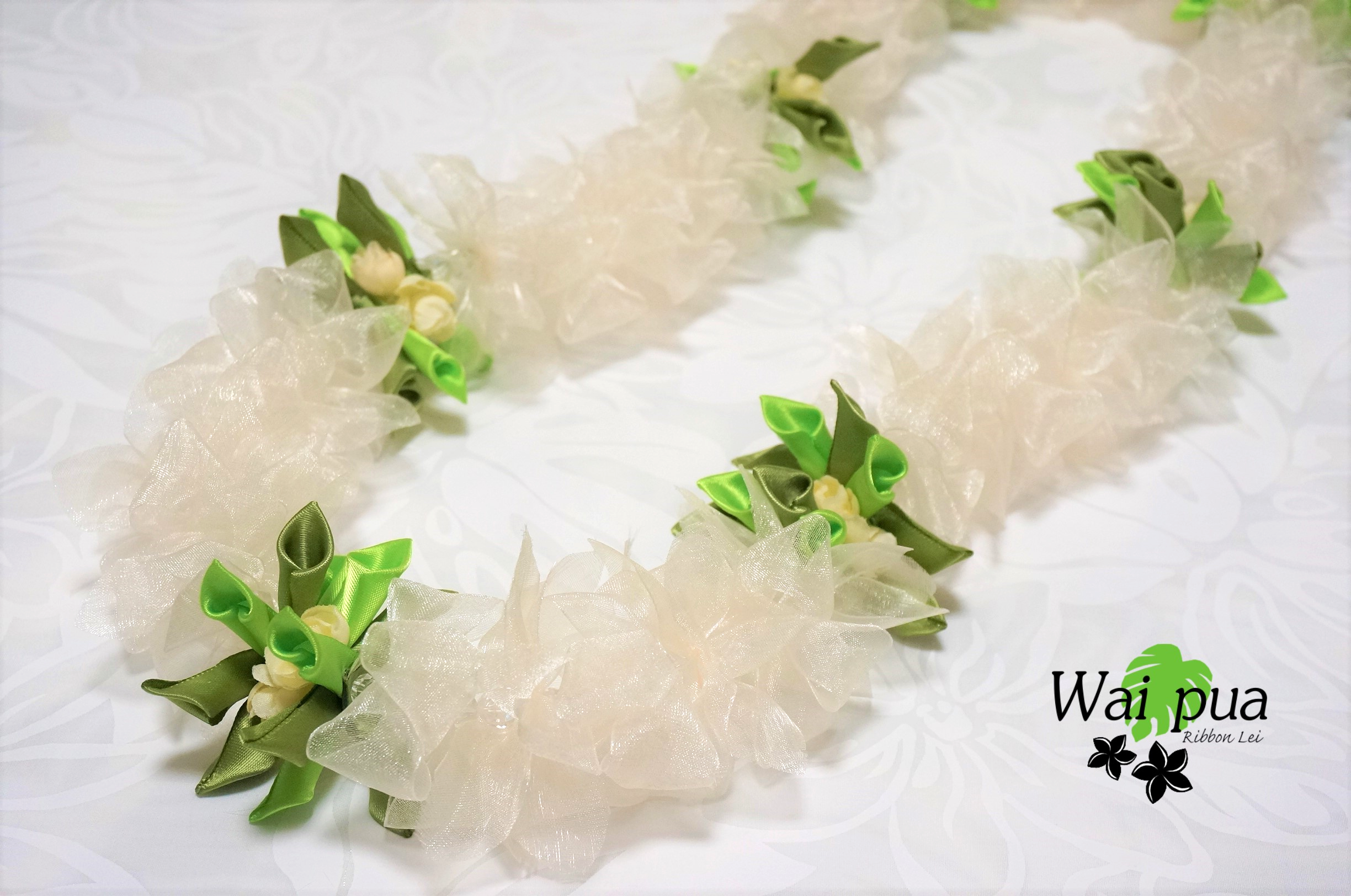 Lei for woman Happy Wedding