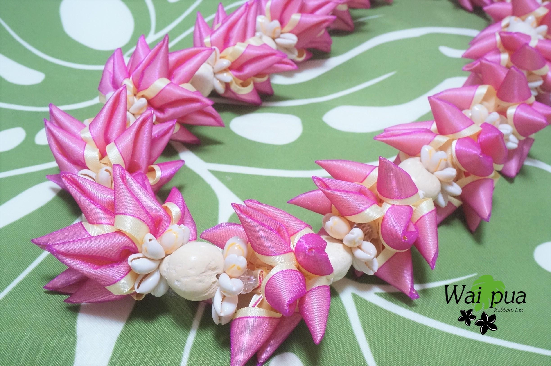 Flower Angel Lei