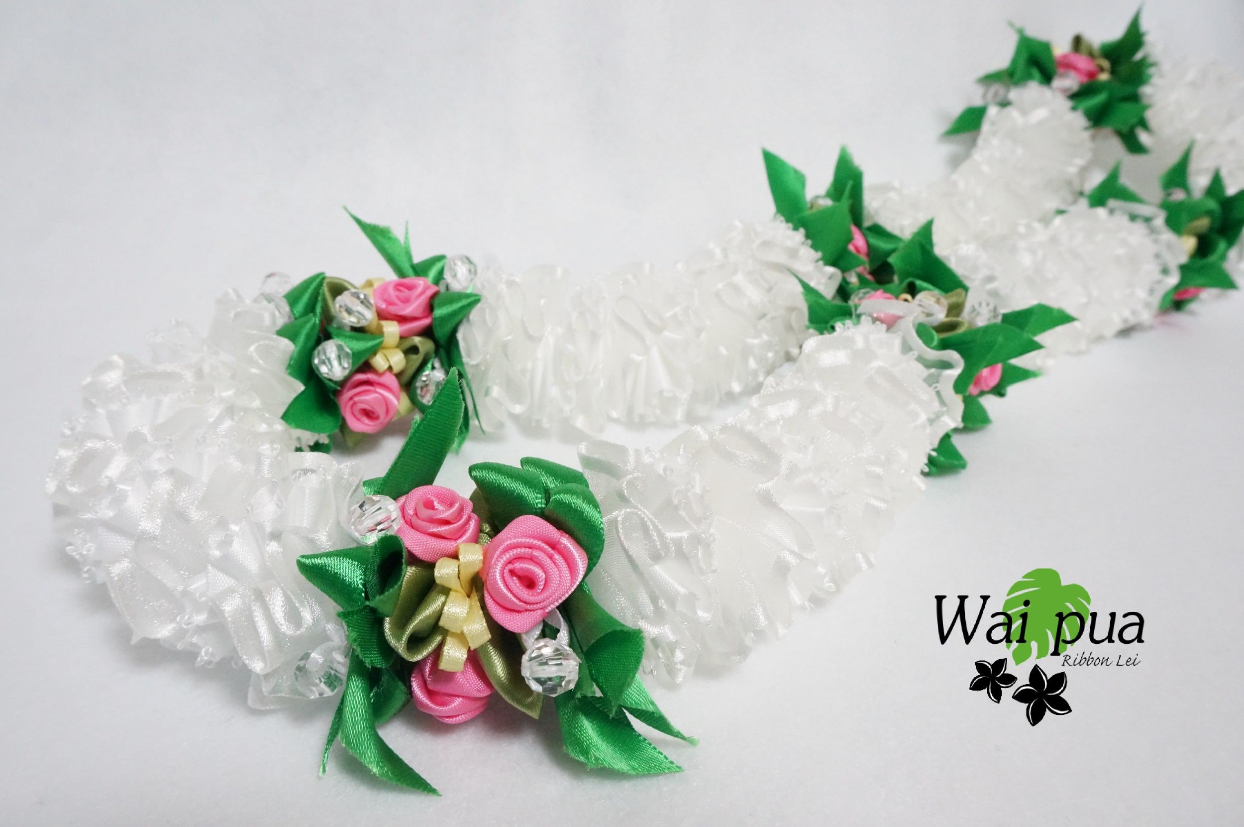 Wedding Dress Lei
