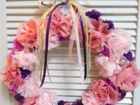 Carnation Wreath【カーネーションリース】