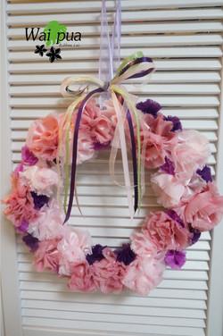 Carnation Wreath