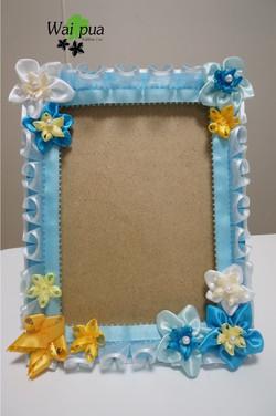 Blue Star Photo Flame