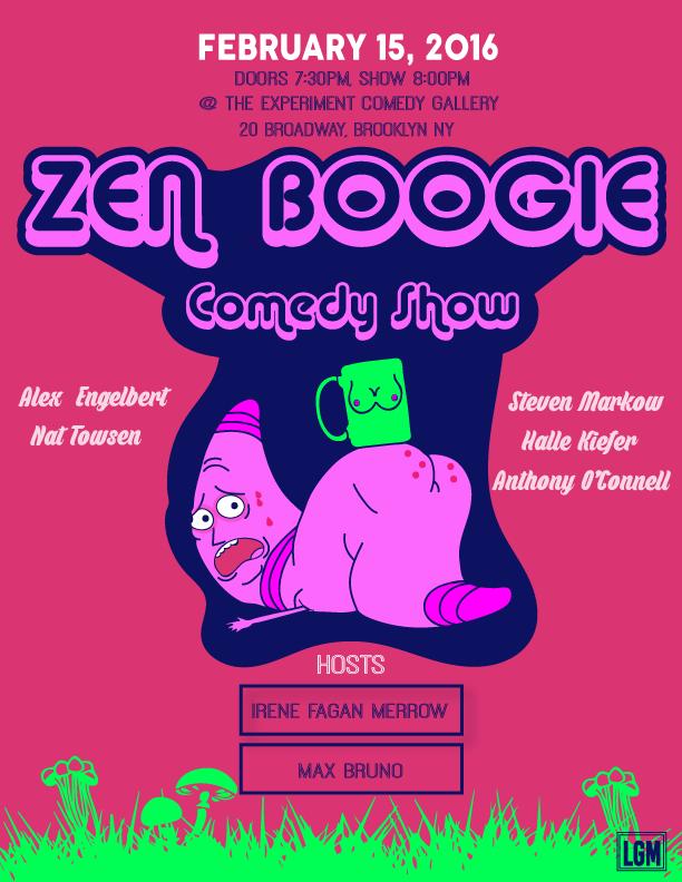 Zen Boogie Comedy Show