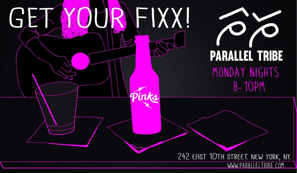 Pinks Bar Show