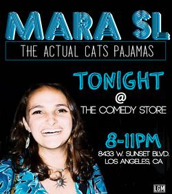 Mara SL Comedy Show