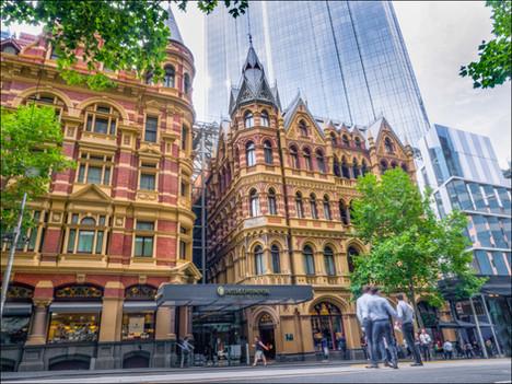 InterContiental Melbourne the Rialto.