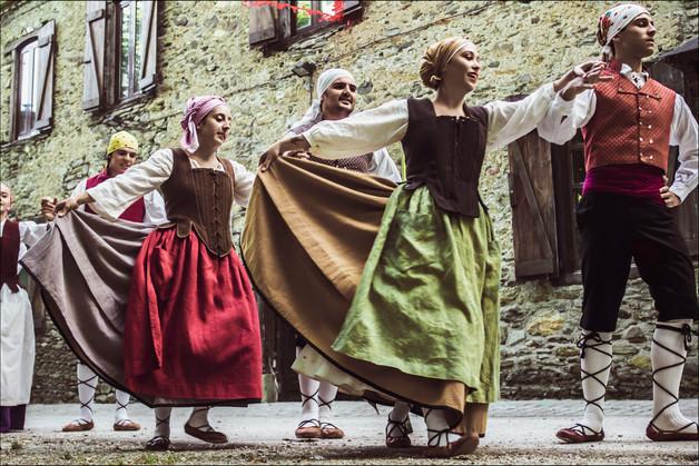 Occitan Dances, Val d'Aran.
