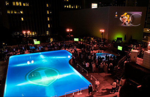 ANA Intercontiental Rugby World Cup 2019 Party, Tokyo.