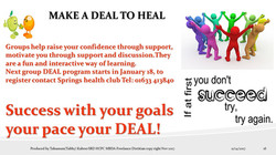 MAKE A DEAL TO HEAL success story 16