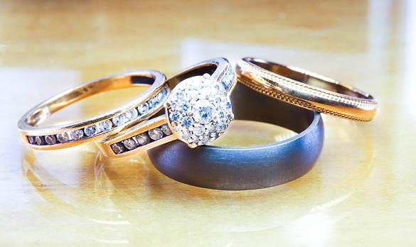 Wedding Photography Rings