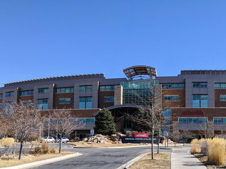 Hospitals at full capacity