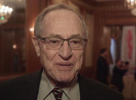 Alan Dershowitz - Data analyst?