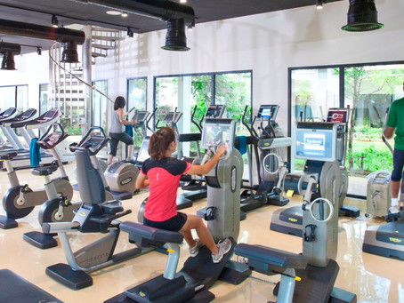 A tale of two industries: Healthcare and Fitness