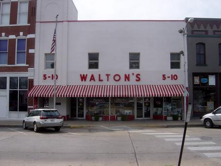 Walmart, Guns and Disruptions