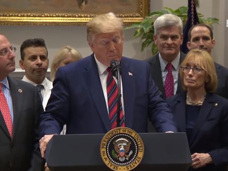 Trumping healthcare