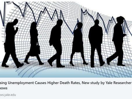 The human toll of unemployment
