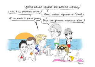 G7TA a Taormina