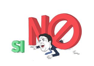Niente Riforma. Renzi si dimette