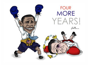 Four more years!