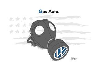 Volkswagen: Gas Auto.