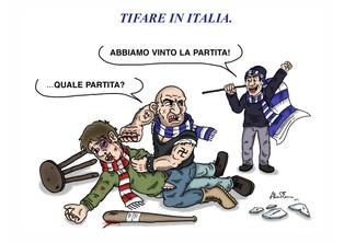 Tifare in Italia