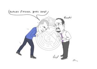 Zidane è il nuovo tecnico del Real Madrid