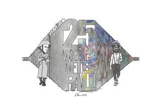 Berlino 25 anni dopo la caduta del muro