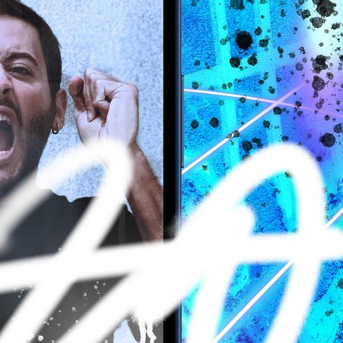 Detail / Prisoner 2020, Alessandro Federico Veca (2020) -  Art goes onLINE Collection