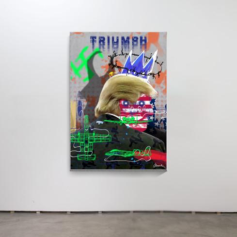 Triumph, Alessandro Federico Veca (2017) -  Politic° Collection