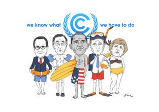 La Conferenza sul Clima di Parigi
