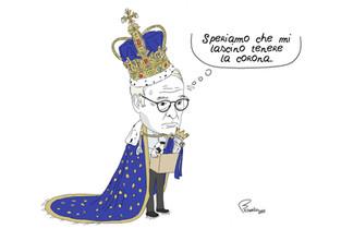 Un re senza trono