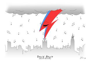 Muore David Bowie