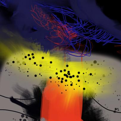 Detail / Frust, Alessandro Federico Veca (2016) -  Digital Primitivism Collection