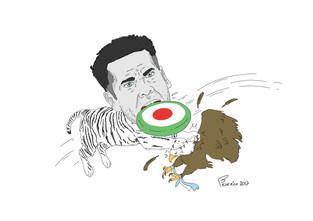 Juve Tris di Coppa