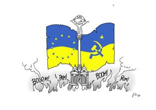 di Kiev la colpa?