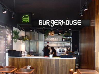 Burgherhouse logo and graphics