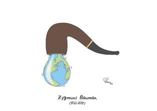 Addio Zygmunt Bauman