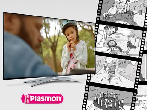 """Storyboard Plasmon """"Il biscotto dei grandi"""""""